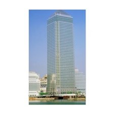 Canary Wharf tower, Docklands Decal