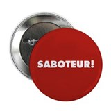 "Saboteur 2.25"" Button (10 pack)"