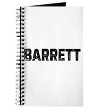 Barrett Journal