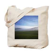 Mist, Slieve Na Calliagh, Near Oldcastle  Tote Bag