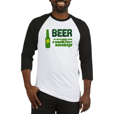 Beer For Breakfast Baseball Jersey
