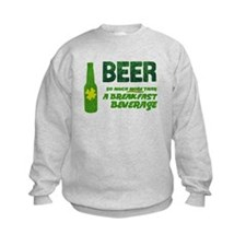 Beer For Breakfast Sweatshirt