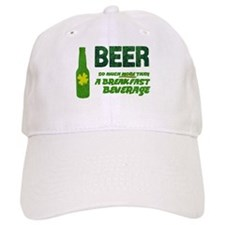 Beer For Breakfast Baseball Cap
