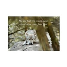 My Soul is at Rest Magnet (100 pack)