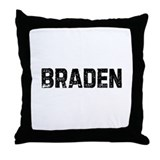 Braden Throw Pillow