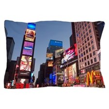 USA, New York State, New York City, Ti Pillow Case