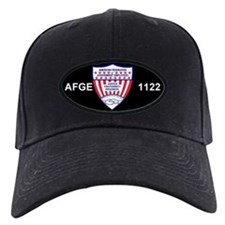 AFGE Local 1122 <BR>Baseball Hat 3