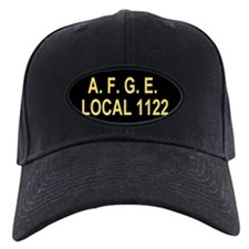 AFGE Local 1122 <BR>Baseball Hat 4