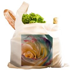 Heart of  rose Reusable Shopping Bag