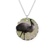 Emu goes walkabout Necklace
