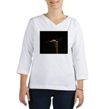 Learn to fly Women's Long Sleeve Shirt (3/4 Sleeve)