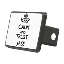 Keep Calm and TRUST Jase Hitch Cover