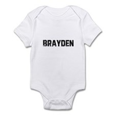 Brayden Infant Bodysuit
