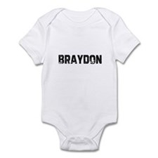 Braydon Infant Bodysuit