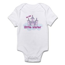 i'm the little sister castle Onesie