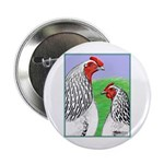 Columbian Cock and Hen Button