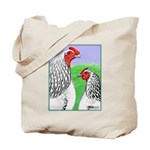 Columbian Cock and Hen Tote Bag