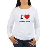 I love telemark skiing T-Shirt