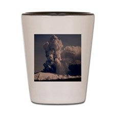 Volcanic column Shot Glass