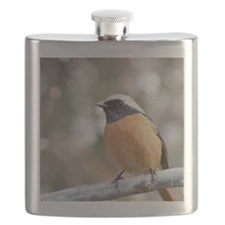 Daurian Redstart Flask