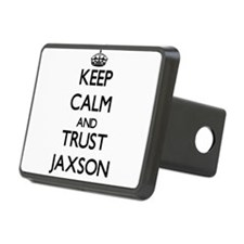 Keep Calm and TRUST Jaxson Hitch Cover