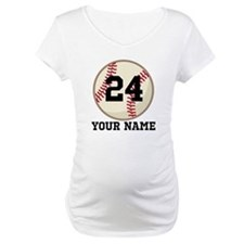 Personalized Baseball Sports Shirt