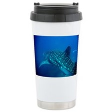 Whale shark Travel Mug