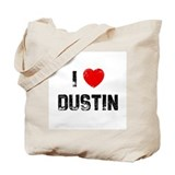 I * Dustin Tote Bag