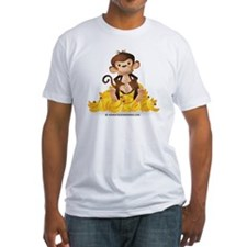 MGB - Monkey Sitting on Pile of Ban Shirt