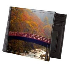 Sacred Bridge Mens Wallet