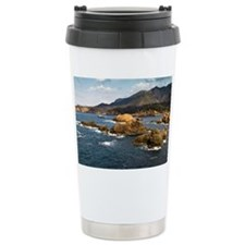 Hinomisaki bay Travel Mug