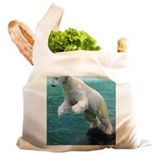 Polar bear Reusable Shopping Bag