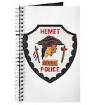 Hemet Police Journal
