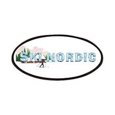 TOP Ski Nordic Patches