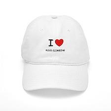 I love rock climbing Hat