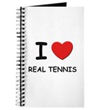 I love real tennis Journal