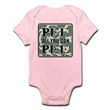 Pee All You Can Pee Infant Bodysuit