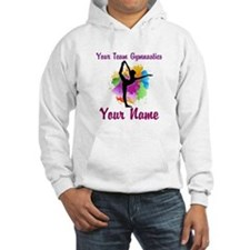 Customizable Gymnastics Team Hoodie
