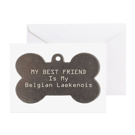 Laekenois Friend Greeting Cards (Pk of 10)