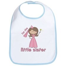i'm the little sister princess Bib