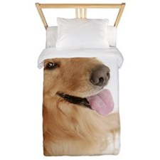 Golden Retriever Twin Duvet
