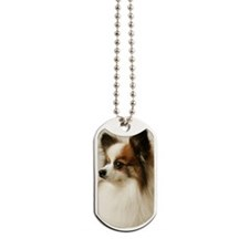 Papillon Dog Tags