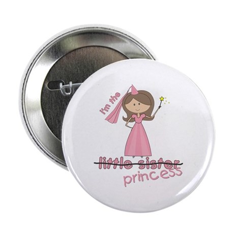 i'm the princess little Button