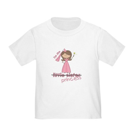 i'm the princess little Toddler T-Shirt