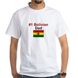 #1 Bolivian Dad Shirt