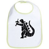 MOVIE MONSTER REPTILE Bib
