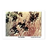 Cool Iris Postcards (Package of 8)