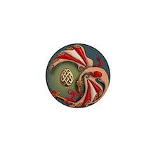 Dragon Egg Mini Button