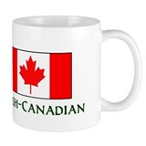 Proud to be Irish Canadian Mug