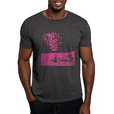 Pink Lunar Rover of Love T-Shirt